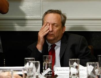 """I was too sleepy to be FED Chairman anyway"""