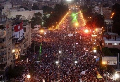 Egypt-protest-in-Tahir-Square